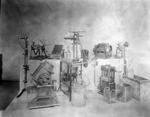 common laboratory apparatus