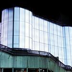 Forum des Halles illuminated by a Peter Kogler's projection during Nuit Blanche 2004 Festival   Paris thumbnail