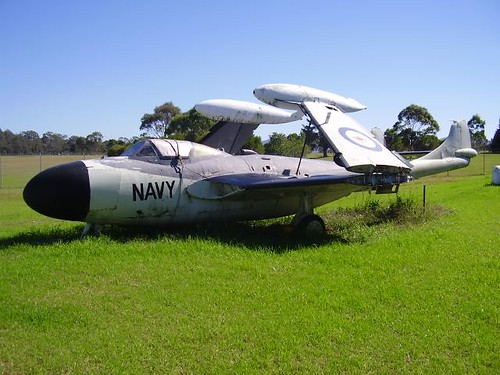 Warbird picture - De Havilland DH-112 Sea Venom N4-
