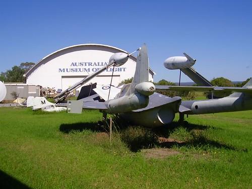 Warbird picture - De Havilland DH-112 Sea Venom N4-9
