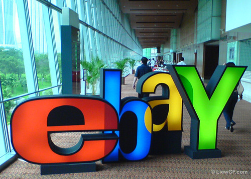 eBay should not be held liable for its users actions