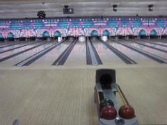 My lane.