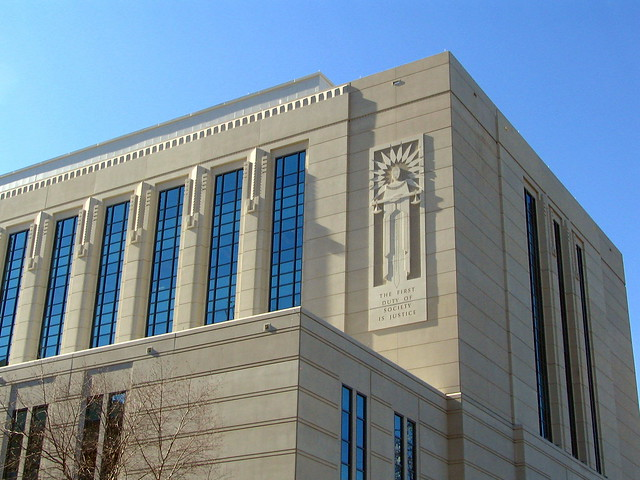 Davidson County (TN) Court House - Nashville