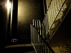 (andrewlee1967) Tags: uk england night stairs andrewlee tameside dukinfield andrewlee1967 focusman5