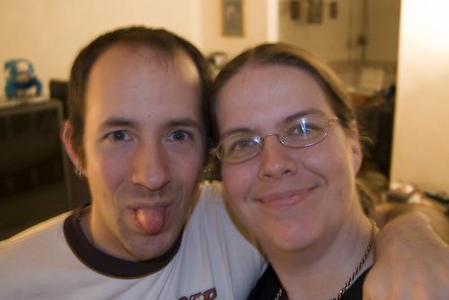 Dan and Diana, 2006