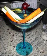 garden martini