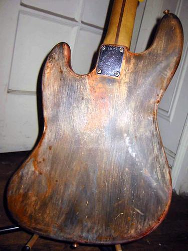 ©s.fitzstephens2002 - punk jazz bass-back
