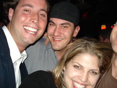 Mike, Steve, Katie (Helene Orange) Tags: reunion 10 year naperville nnhs