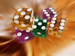 Dice (TouTouke) Tags: vegas playing dice gambling craps game macro reflections lost toys colours play risk faith 28mm casino number numbers luck winner roulette chance win success gamble bet ricoh winning loose succes grd onlythebest colorphotoaward superaplus aplusphoto superbmasterpiece coolestphotographers