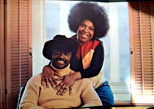 Donny Hathaway, here with Roberta Flack