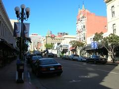 Gaslamp (QueenCindy) Tags: california usa sandiego gaslamp