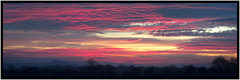 Glastonbury Dawn (CliveDodd) Tags: glastonbury tor brue