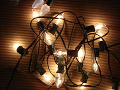 Traditional C7 Lights (levelbest) Tags: lighting christmas holiday lights led c7