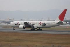 Osaka Airport(RJOO) 2006.12.2-8 (Sakitoku Jet) (double-h) Tags: jal itamiairport itami itm  osakaairport    rjoo   itamiskypark aibusaki sakitoku sakitokujet   sakiaibu