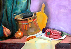 Still life (Avocadoface) Tags: pictures original painterly color colour art colors lines painting artwork topv555 paint experimental artist colours arte handmade paintings arts picture peinture originals 101 creation artists painter create artes creating painters artworks paints creations experimentals creates colorworks oilcolor colorwork oilcolors thecontinuum bakalu avocadoface nbakalu