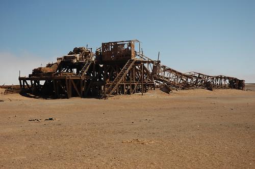 Namibie_Skeleton_Coast_02 スケルトンコースト(骸骨海岸)