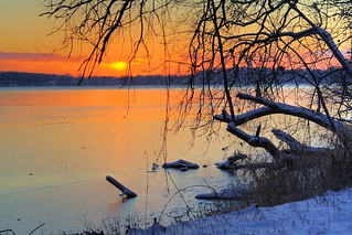 Dawn at Lake Waubesa