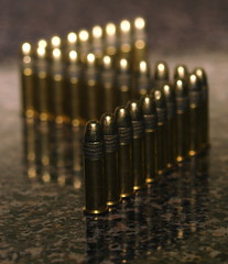 Bokeh Bullets (nascareer) Tags: 22 bokeh guns bullets ammo 1on1photooftheday aplusphoto
