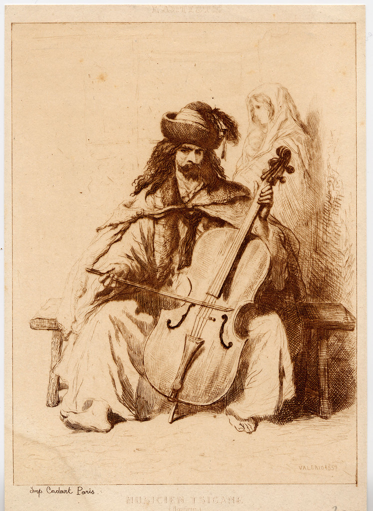 The Cello Virtuoso