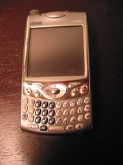 Treo 650 with short antenna