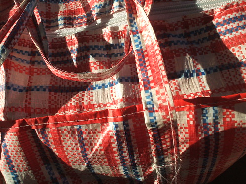 Detail of Chinatown Grocery Bag