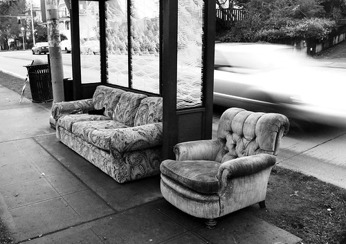 Bus Stop Seating