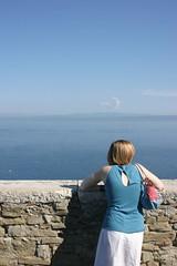 Distant Shores (invisible A) Tags: slovenia piran slo