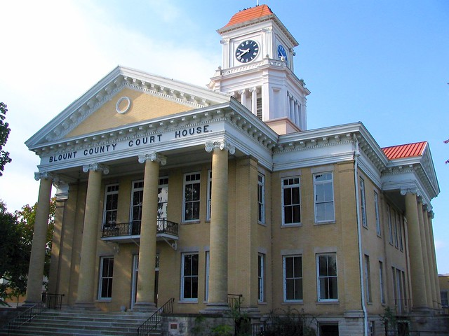 Blount County Courthouse - Maryville, TN