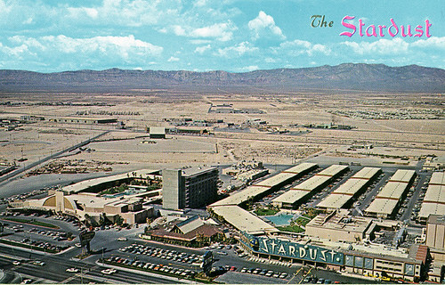 Stardust Hotel Casino, Drive in Theatre, 1960's by Roadsidepictures