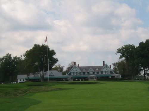 Oakmont Country Club, Hole 9