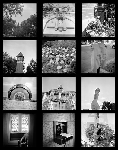 Lubitel II Set1 - Index