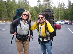 Setting out into the wilderness (greta red) Tags: yosemite tuolumnemeadows