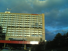 Newton Sheraton, Wednesday 5:29 pm 10/18/06 Newton, Massachusetts
