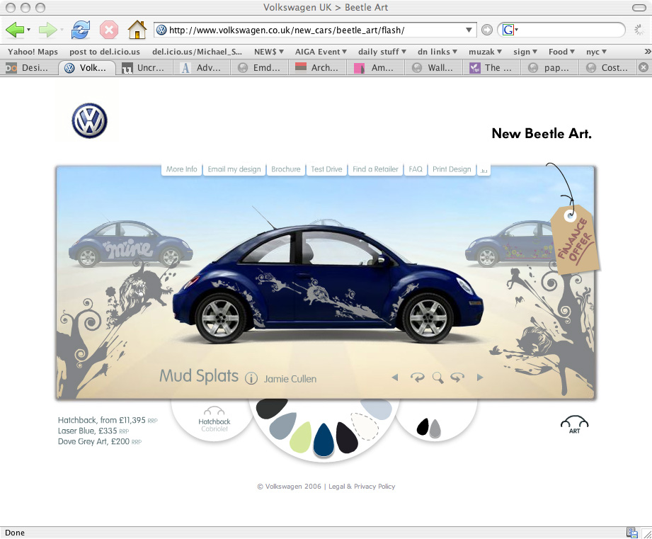 Custom Graphics for the Beetle