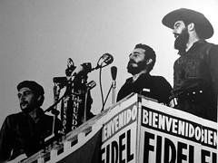 Bienvenido Fidel - by pietroizzo