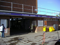 Picture of Colindale Station