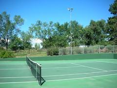 Cherry Hills Village Tennis Court (Rich Benvin) Tags: tennis tenniscourt