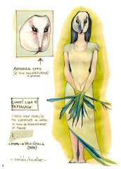 The Falls Peter Greenaway (Roberta Spegne) Tags: birds mask theatre parrot owl petergreenaway costumedesign