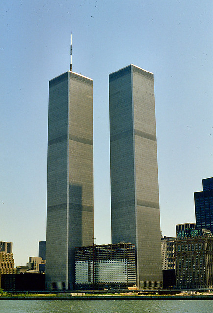 New York (1982) - Twin Towers