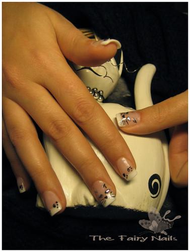 nail art gallery, cat nails, nail art designs, nail polish gallery, Cat nail art design galery, nail art designs gallery