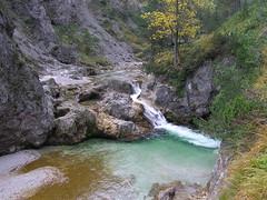Wilderness playground (rudi_valtiner) Tags: mountains alps Österreich water creek austria rocks wasser canyon basin berge bach alpen felsen oetscher loweraustria becken