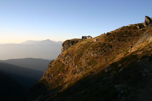 mountain france montagne refuge belledone jeancollet