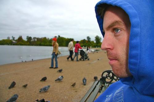 Josh in London