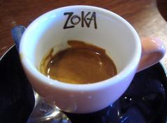 Zoka espresso