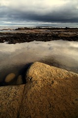 Near and far (Ray Byrne) Tags: sea lighthouse beach water clouds wow landscape island coast rocks north northumberland shore canon350d northeast amble landscapephotography raybyrne coquetisland byrneoutcouk webnorthcouk