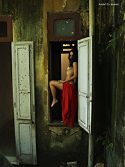 Nude/Nú - portrait model nude workshoprubber workshop rubber nú