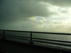 Driving to Sweden (pelleb) Tags: bridge sweden malm resund