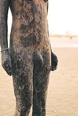 another place (nicnac1000) Tags: beach gormley crosby antonygormley merseyside sefton anotherplace blundellsands merseysde nicnacx