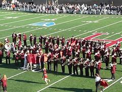harvard's marching band (oh yeah) (alist) Tags: cambridge mit harvard cambridgemass cambridgema 02139 cambridgeport robison harvardyalefootball