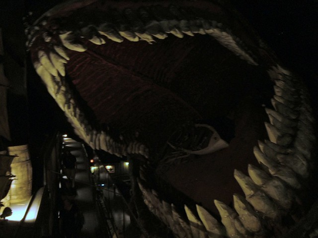 Sea Monster at House on the Rock